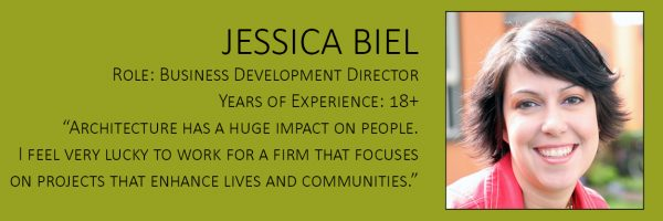 Pinnacle Architecture | Jessica Biel