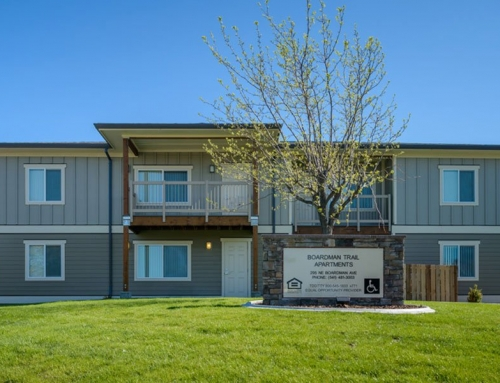 Trail Apartments – Boardman, OR