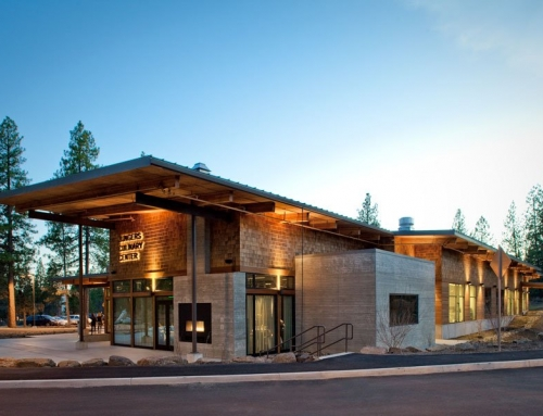 Central Oregon Community College, Jungers Culinary Center – Bend, OR