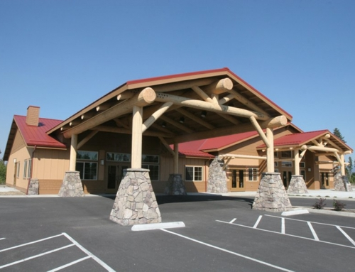 La Pine Senior Center – La Pine, OR