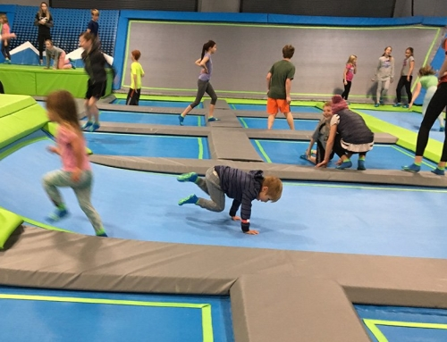 Mountain Air Indoor Trampoline Park – Bend, OR