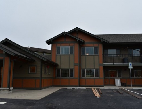 Putting the Finishing Touches on Liberty Lodge in Redmond