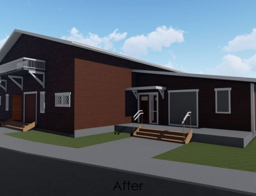 Community Hall Renovation and Expansion – Dayville, OR