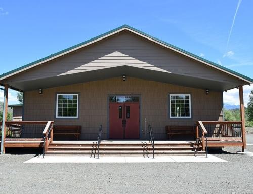 Mt. Vernon Community Center Renovation – Mt. Vernon, OR