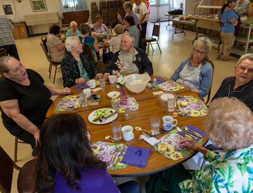 Ukiah Senior Center – Ukiah, OR