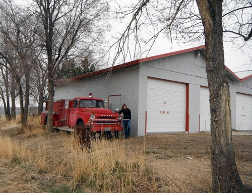 Unity Community Hall Renovation and Fire Station Expansion