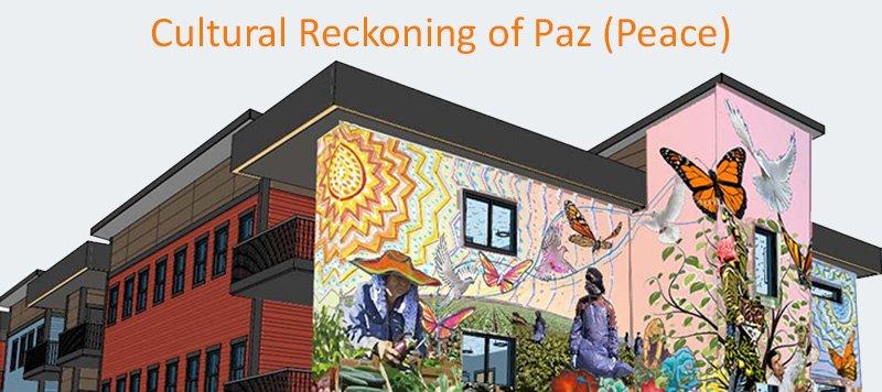 Colonia Paz Mural
