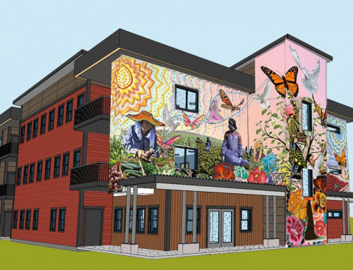 Integrating Culture in Architecture Through Art