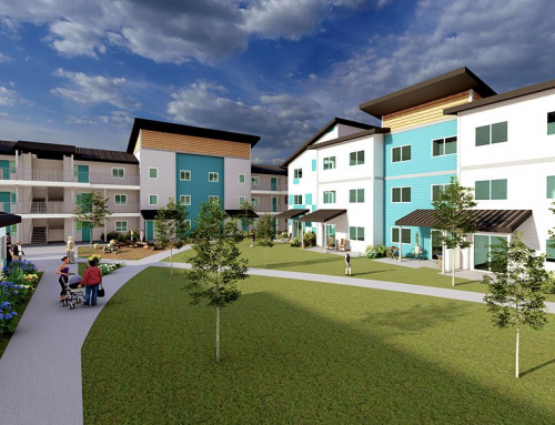 Sequoia Crossing Permanent Supportive Housing – Salem, OR
